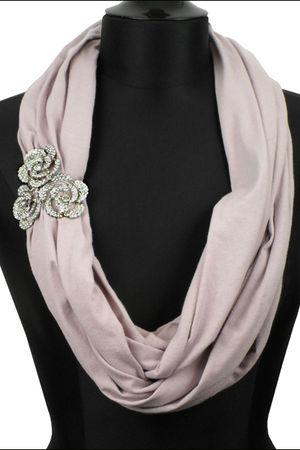 Jamie Kreitman scarf