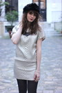 Silver-vila-dress