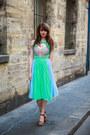 Aquamarine-sheinside-dress