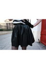 Ruby-red-persunmall-coat-black-persunmall-skirt