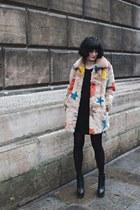tan Derhy coat