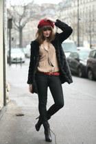 black AX Paris jacket