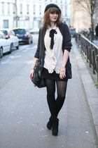 gray Newlook cardigan