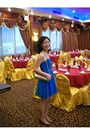 Blue-forever-21-dress-yellow-rave-shoes-yellow-aldo-purse