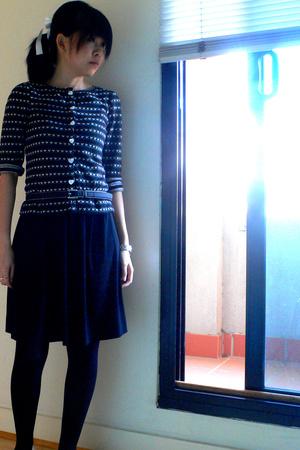 bluejuice top - supre dress