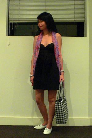 supre dress - Sportsgirl scarf