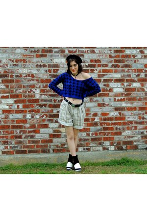 sammydress boots - houndstooth Frock Candy top