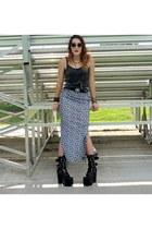 NY & Co Top top - ebay Demonia Torment heels