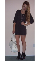 f21 dress - Chloe purse