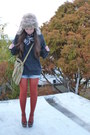 Light-brown-h-m-hat-brick-red-american-apparel-tights-lime-green-marc-by-mar