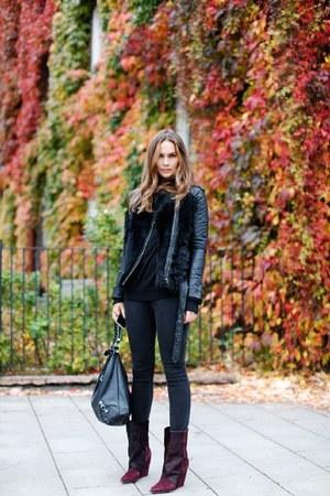 Isabel Marant boots - Muubaa jacket