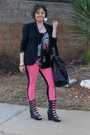 Black-urban-outfitters-blazer-black-urban-outfitters-purse-black-jeffery-cam
