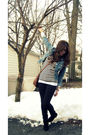Blue-h-m-jacket-black-h-m-pants-white-forever-21-shirt-black-cutesy-girl-s