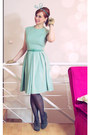 Aquamarine-wool-made-by-me-marchewkowapl-dress-charcoal-gray-gatta-tights