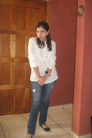 shirt - jeans - shoes