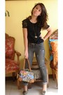 Black-denim-jeans-bobson-jeans-dark-green-handbag-prada-bag-black-lace-top-b