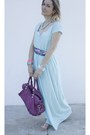 Le-boudoir-de-maria-dress-balenciaga-bag-forever21-necklace