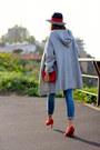 Nowistyle-coat-mango-jeans-el-ganso-hair-accessory-bershka-heels