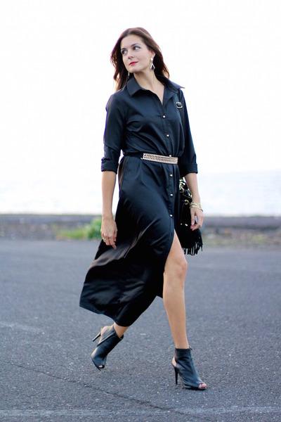 Sheinside-dress-mango-heels