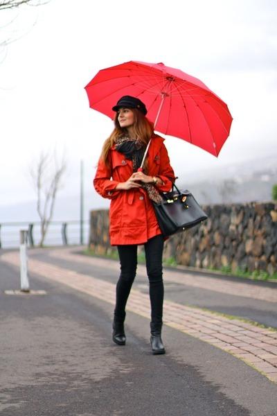 Zara boots - Bershka jeans - Adolfo Dominguez scarf