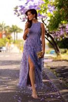 light purple Chi Chi clothing dress