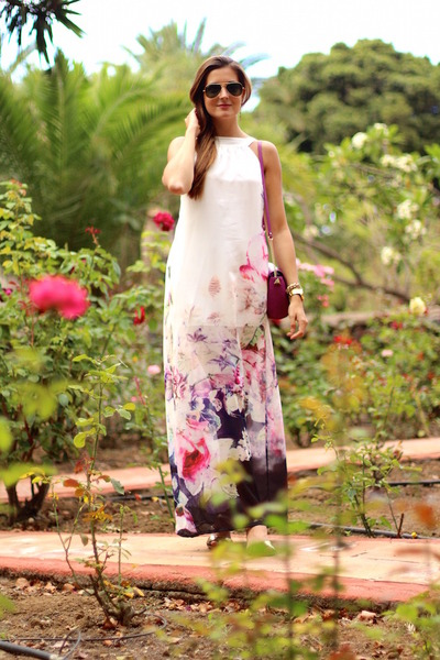 Sheinside-dress-zara-bag