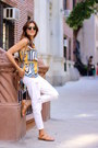 Mango-jeans-sheinside-blouse-panama-jack-sandals