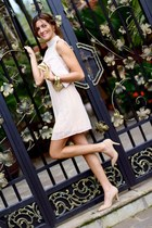 TFNC LONDON dress - H&M bag - suiteblanco heels