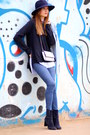 Zara-jeans-sheinside-jacket-h-m-sweater-guess-bag-primark-hair-accessory