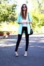 Sheinside-jacket-persunmall-bag-persunmall-heels-zara-t-shirt