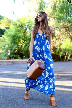 Choies dress - Zara bag - Stradivarius heels