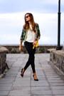 Levis-jeans-choies-jacket-daniel-wellington-watch
