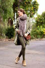 Istome-boots-sheinside-jacket-mango-scarf-guess-bag-guess-sunglasses