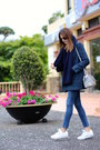 Zara-jeans-mango-jacket-michael-kors-bag-adidas-sneakers