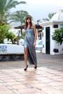 Virgos-lounge-dress-hugo-boss-bag-zara-heels