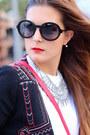 Sheinside-jacket-jil-sander-sunglasses-bershka-heels