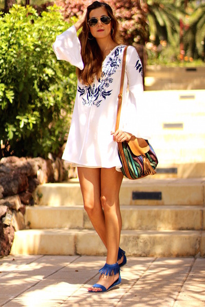 Sheinside-dress-springfield-sandals