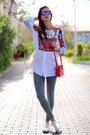 Zara-leggings-sheinside-blouse-converse-sneakers