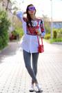 Zara-leggings-sheinside-blouse-converse-sneakers