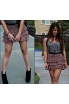 Forever21 top - Target skirt