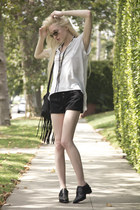 dark khaki annie costello brown necklace - Alexander Wang shoes