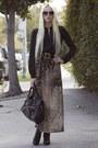 Kelsi-dagger-boots-balenciaga-bag-dita-sunglasses-vintage-belt