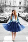 Light-blue-jeans-asos-jacket-blue-asos-skirt-ivory-asos-t-shirt