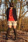 Naf-naf-jacket-camaieu-t-shirt-camaieu-shorts-market-of-france-shoes-fre