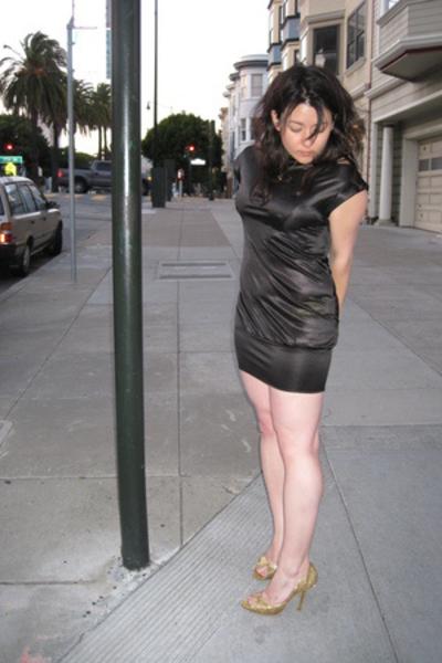 Miss Sixty dress - JLo shoes