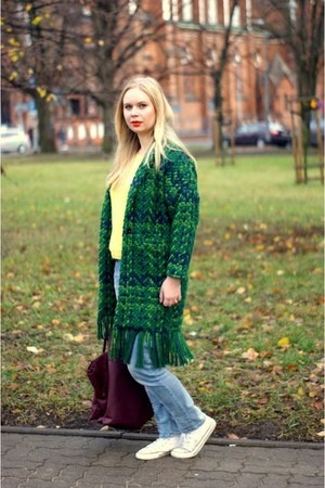 green Rosewholesale coat