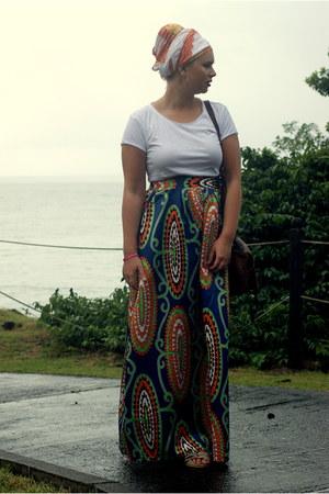 navy dresslily skirt