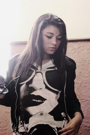 shirt - blazer