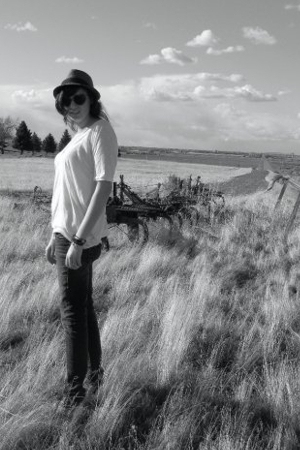 silence and noise blouse - hat - Urban Outfitters sunglasses