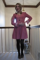made by me dress - Simply Vera Vera Wang tights - Isaac Mizrahi for Target shoes